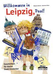 Kinderbuch, Geschichten für kleine Stadt-Entdecker